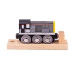 Afbeeldingen van Houten trein Class 8 Diesel Shunter Bigjigs
