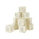 Bild von Holle houten speelblokken 10 stuks Bosvrienden