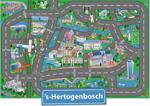 Image de Speelkleed Den Bosch -  's-Hertogenbosch 115 x 175 cm