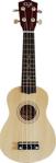 Image de Ukelele gitaar 4-snaren Naturel Calista