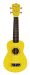 Image de Ukelele gitaar 4-snaren Geel Calista