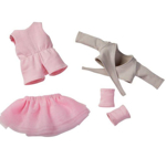 Afbeeldingen van Poppenkledingset Ballet Haba 32cm pop