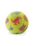 Afbeeldingen van Speel bal natuurrubber Dinosaurus Ø 18 cm