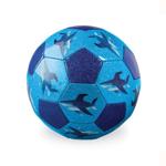 Afbeeldingen van Speel voetbal glitter haaienstad Ø 18 cm