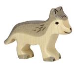 Afbeeldingen van Wolf jong Holztiger